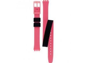Pink Double Twist Strap