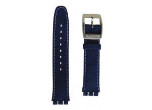 Blue Bienne Strap